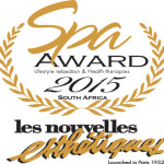 2015 LNE Spa Awards Logo
